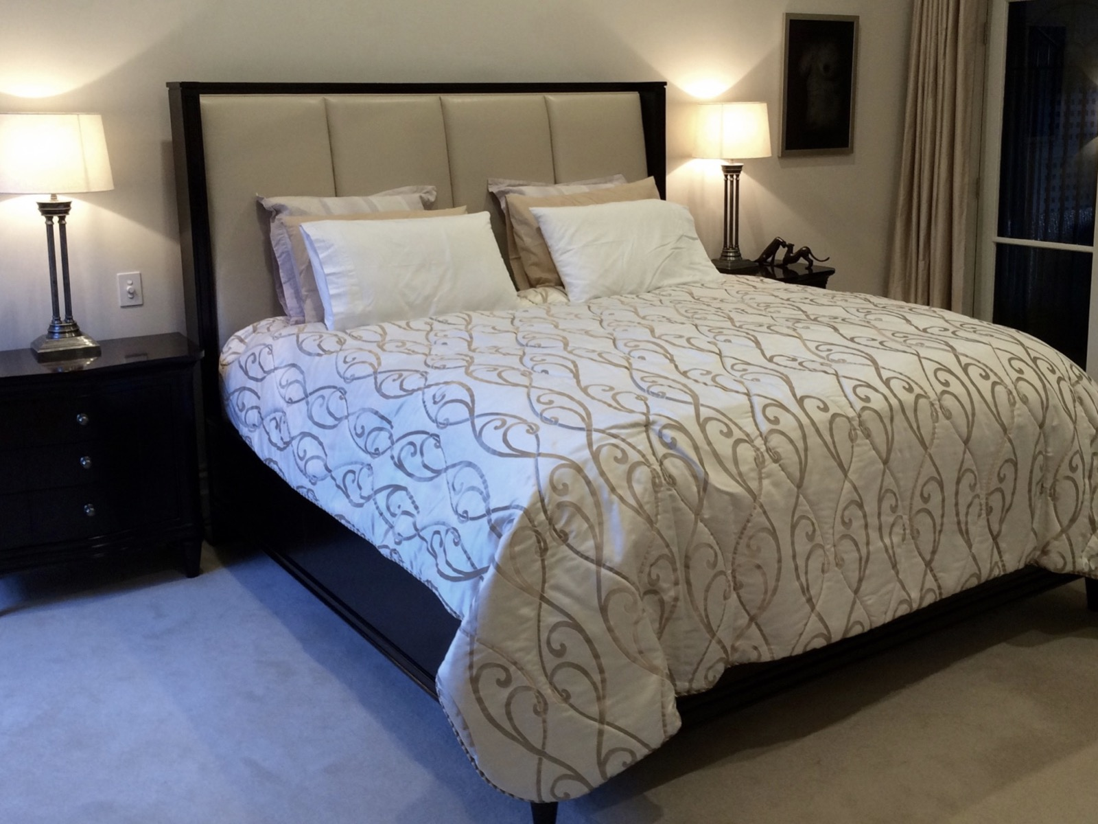 Interior Design Ideas - Bedroom Design - Leigh Woollatt