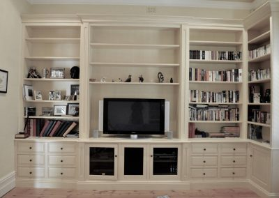 Custom Entertainment & Library  Units