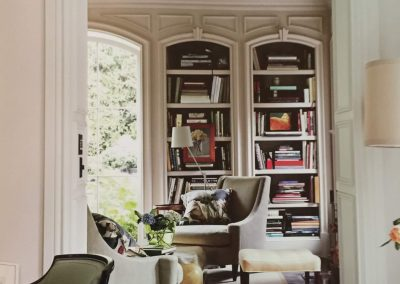 Custom Library Bookcases