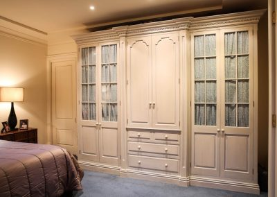Custom Hand Painted Wardrobes