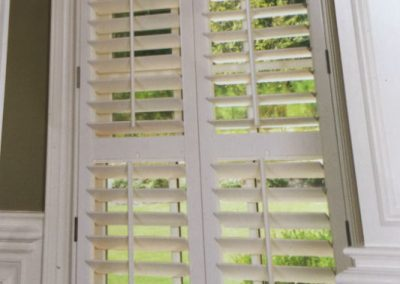 Satin Lacquer Shutter