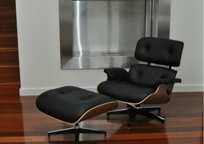 Eames Chair & Stool