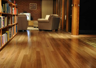Timber Blackbutt Floors