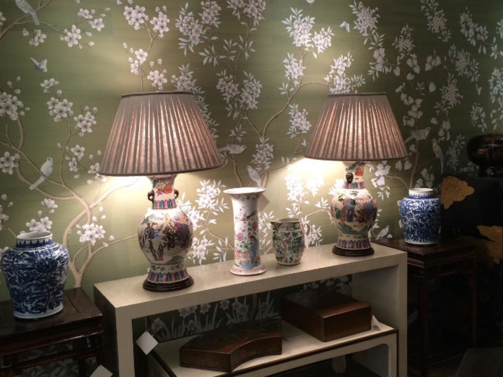 Interior Design Ideas - Fabrics & Wallpaper - Leigh Woollatt